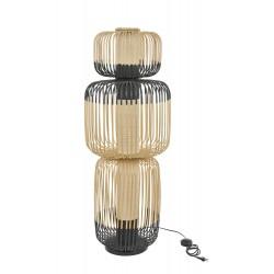 Lampadaire Bamboo Light, 3 ou 4 lumières