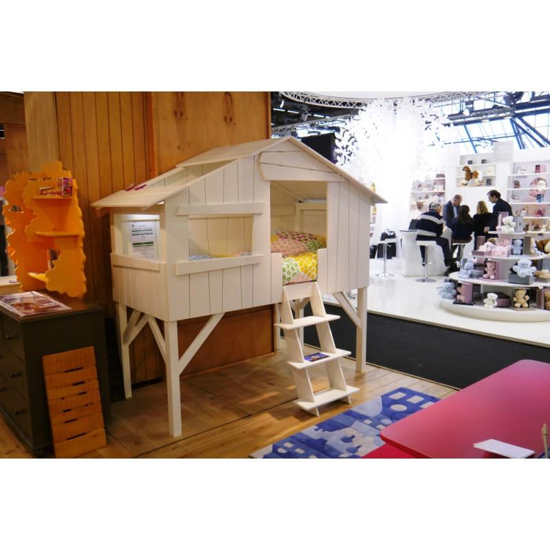 best lit cabane lit cabane with lit cabane mathy by bols. Black Bedroom Furniture Sets. Home Design Ideas