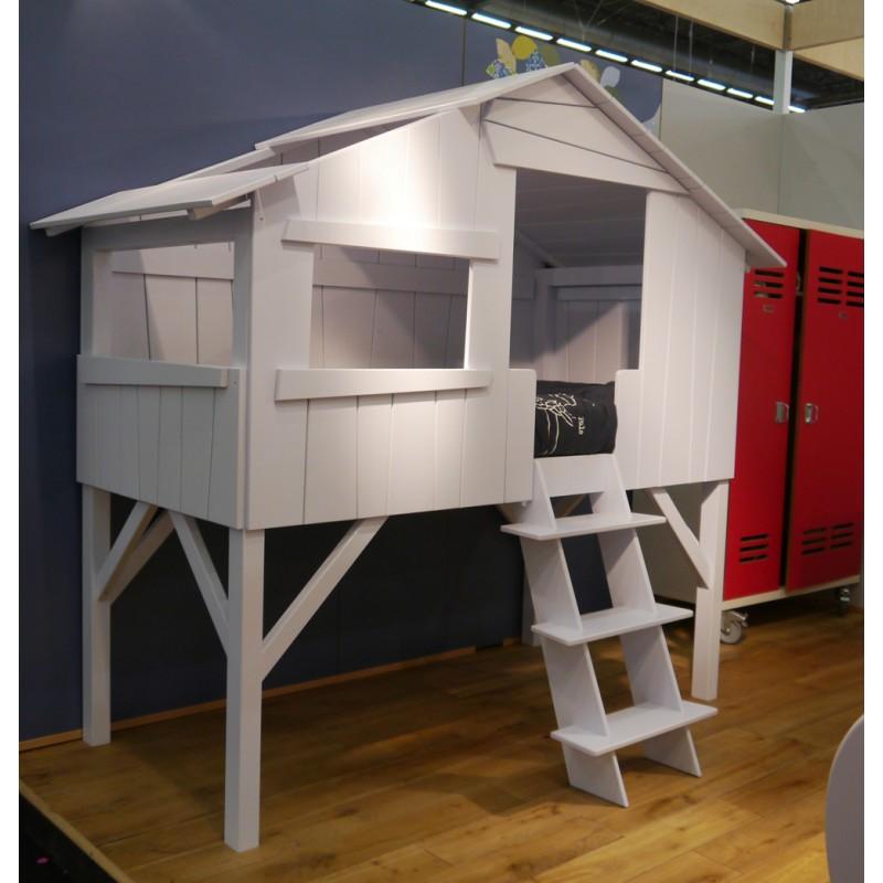 lit cabane mathy by bols. Black Bedroom Furniture Sets. Home Design Ideas
