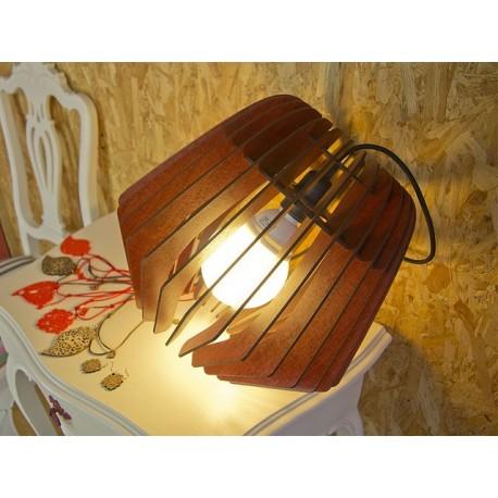 Suspension ou lampe à poser Original red