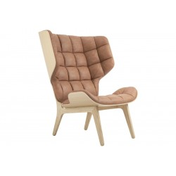 Fauteuil Mammoth cuir
