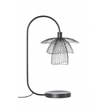 lampe a poser papillon forestier
