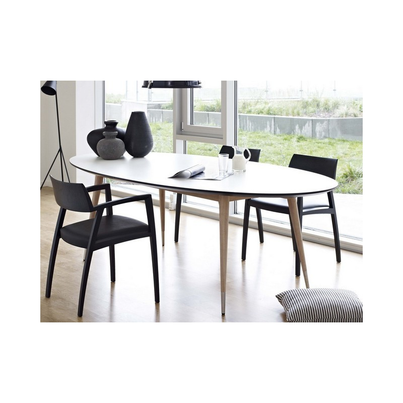 grande table ovale extensible point - Grande Table Ovale