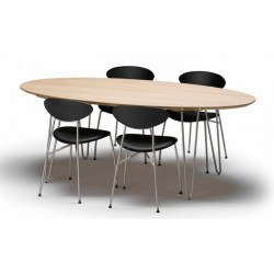 Table ovale Zen