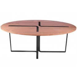 Table ovale Sangle LA CORBEILLE