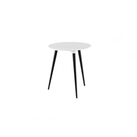 Table basse Icicle ronde 50 cm