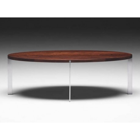 Table basse ovale Link