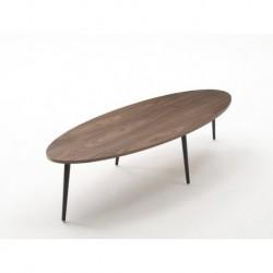 Table basse ovale Soho