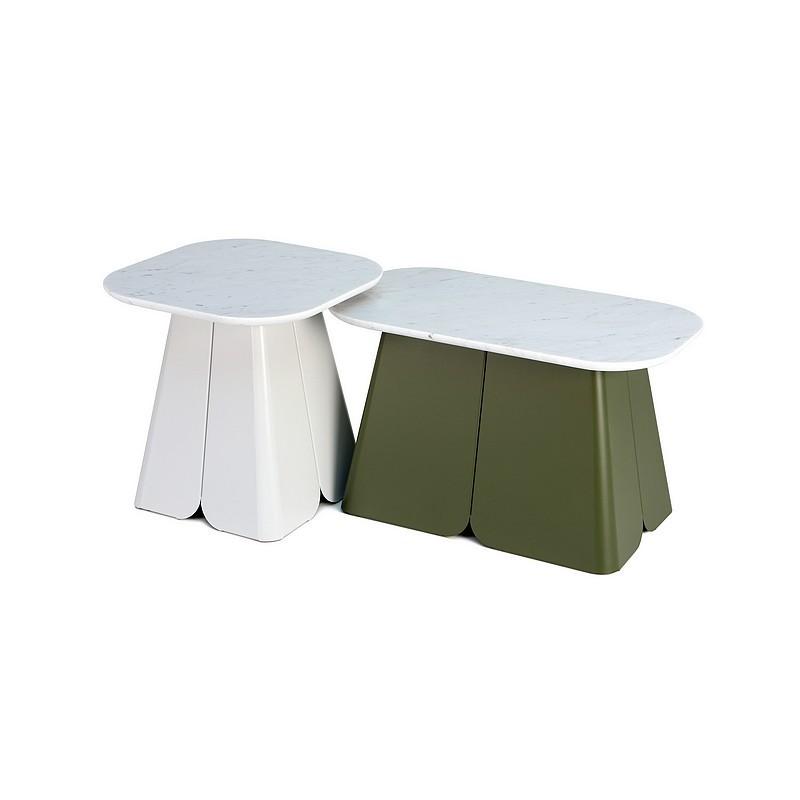 Table basse plateau marbre archipel miiing - Table basse plateau marbre ...