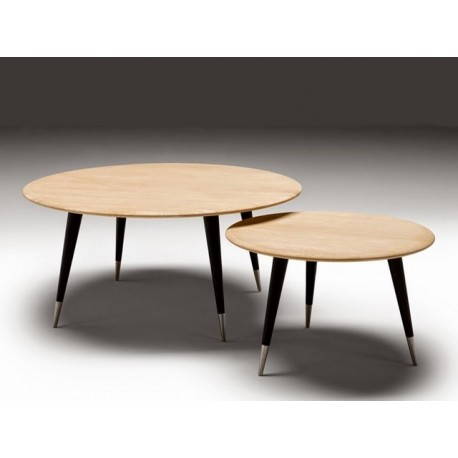 Table basse ronde Point