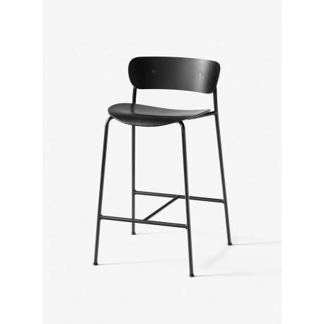 chaise de bar et de comptoir pavilion andtradition. Black Bedroom Furniture Sets. Home Design Ideas