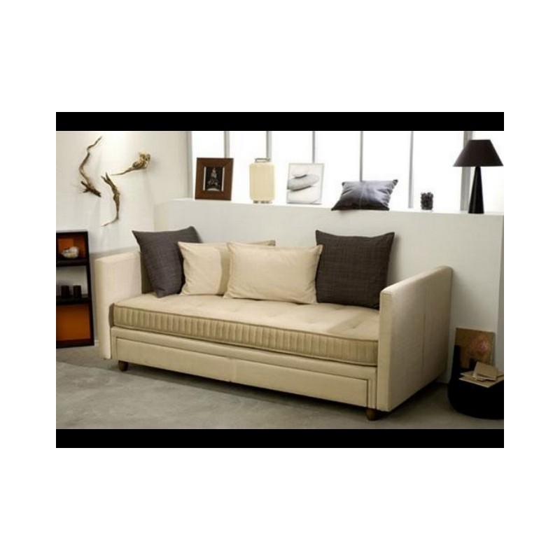 canap lit gigogne kangourou simmons. Black Bedroom Furniture Sets. Home Design Ideas