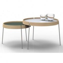 Table basse réversible Tray