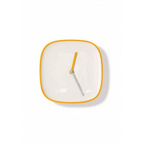 Horloge Plate