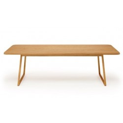 Table de repas extensible Twist