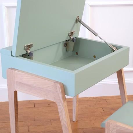 bureau my little pupitre jungle by jungle. Black Bedroom Furniture Sets. Home Design Ideas