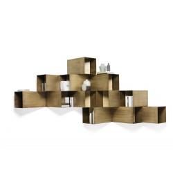 Configuration 5 bronze patiné