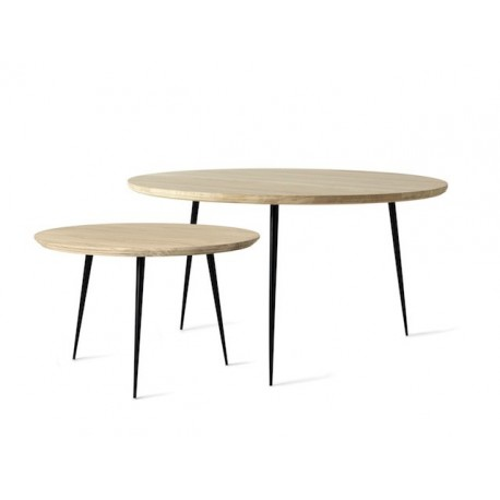 Table basse DIsc MATER