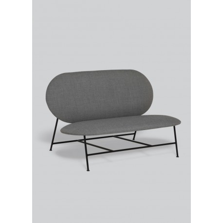 Canapé lounge Oblong tissu Brusvik 05