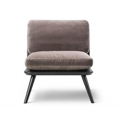 "Fauteuil lounge Spine ""Petit"" FREDERICIA"