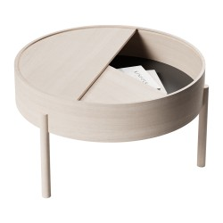 Table basse Arc WOUD