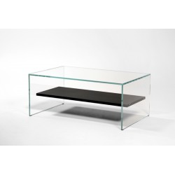 Table basse Transparence ADENTRO