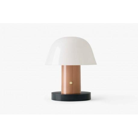 Lampe sans fil Setago nature et forêt