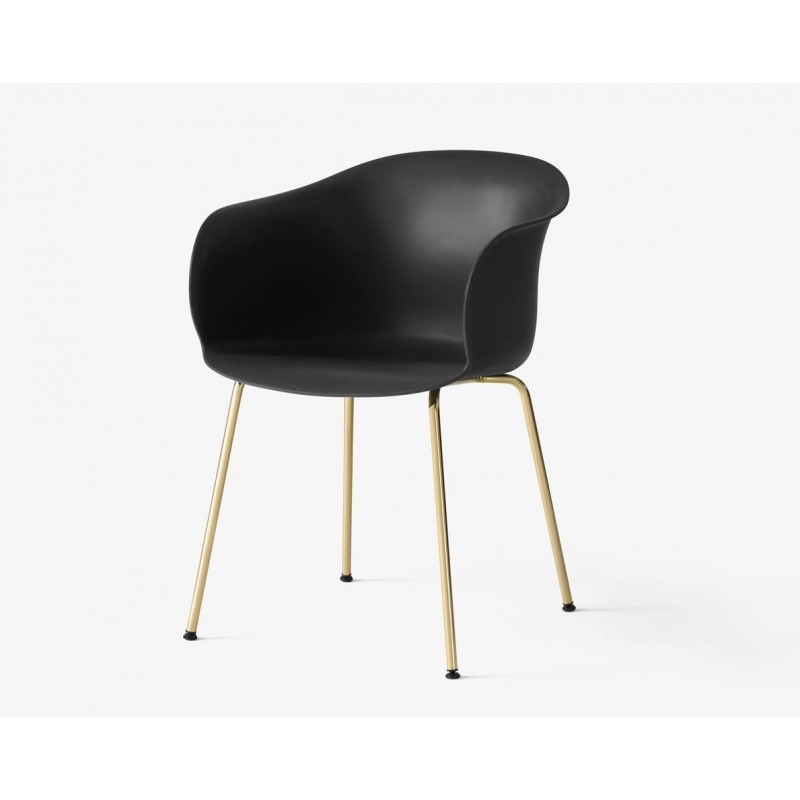 Chaise Elefy pieds métal andTradition