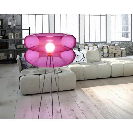 Lampadaire Big Pink PUFF-BUFF