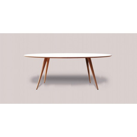 Table ovale extensible Edge NAVER