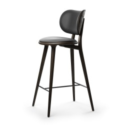 "Chaise de bar ""Highstool Backrest"" SPACE COPENHAGEN MATER"