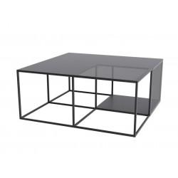 Grande table basse carrée Motivo take me HOME