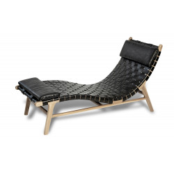 Chaise longue Relaxe ENCODED DESIGN