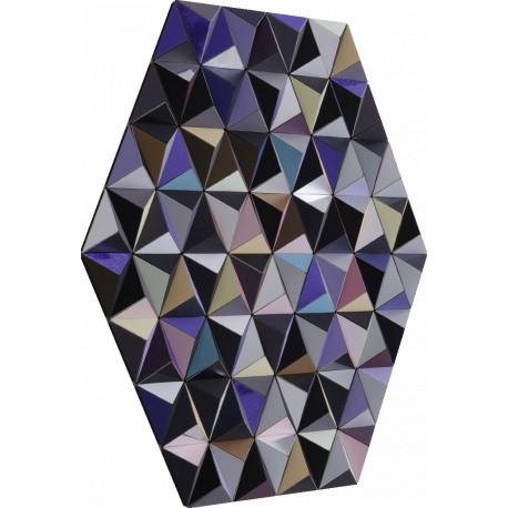 Tableau hexagonal mural HIS 1 Jupiter