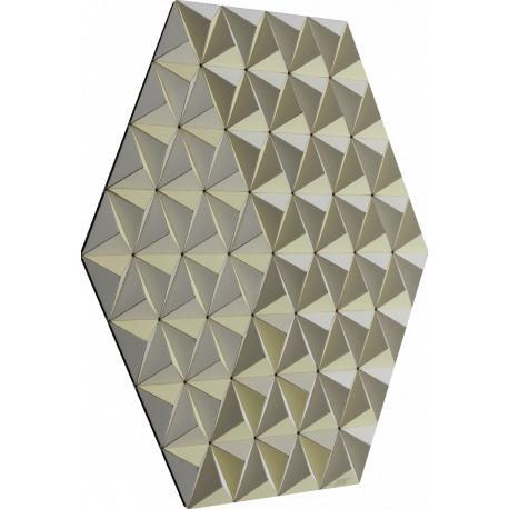 Tableau hexagonal mural GIS-2