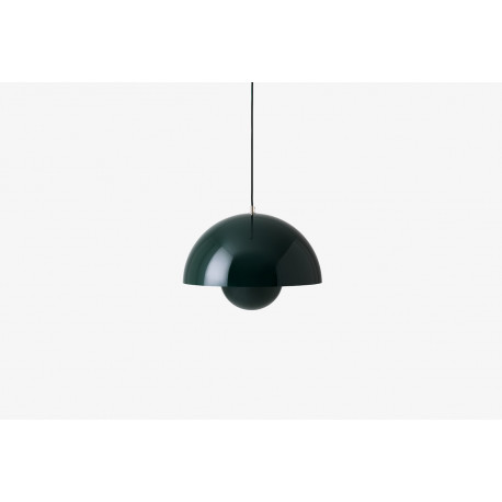Suspension Flowerpot VP7 Verner Panton AndTradition