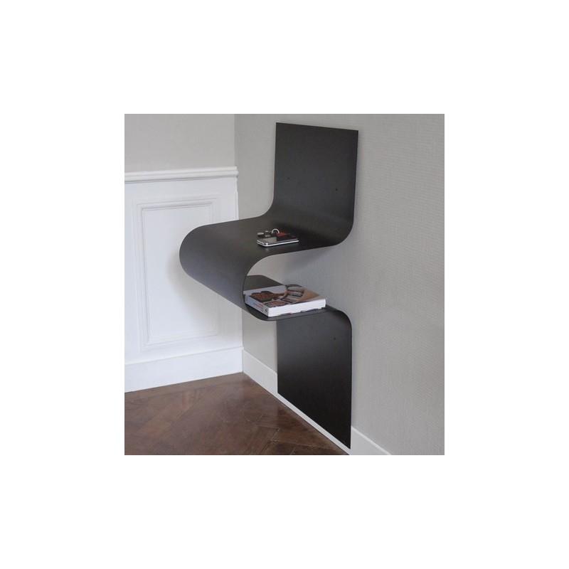 console murale vidame vidame cr ation. Black Bedroom Furniture Sets. Home Design Ideas