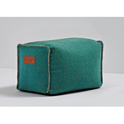 Pouf rectangulaire RETROit Cobana