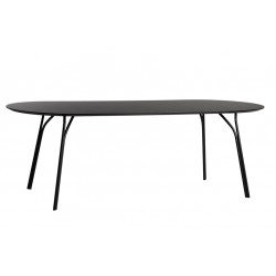 Table ovale Tree WOUD