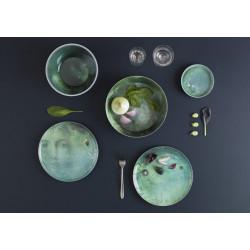 Ensemble de vaisselle Yuan Narcisse IBRIDE
