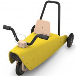 Porteur moto 2 en 1 pour enfants CHOU DU VOLANT