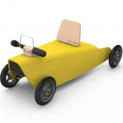 Porteur auto 2 en 1 pour enfant CHOU DU VOLANT