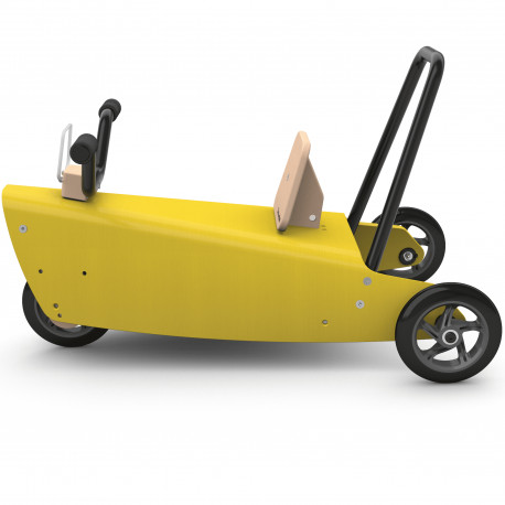 Jouet moto 4 en 1 pour enfant CHOU DU VOLANT