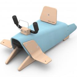 Bascule et porteur avion 4 en 1 CHOU DU VOLANT