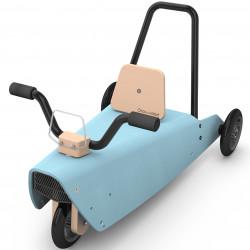 Bascule porteur et draisienne moto 5 en 1 CHOU DU VOLANT