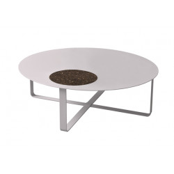Grande table basse ronde Octave SUPERLIFE