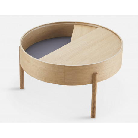 Tables basses Arc WOUD