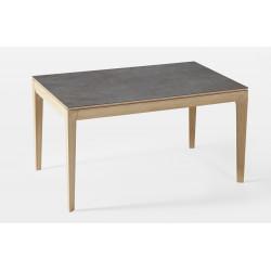 Table de repas Buzz 160x90 dessus céramique
