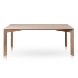 Table de repas Arch BRANCA LISBOA