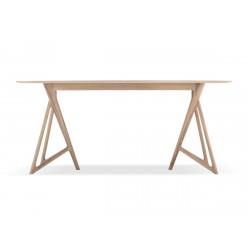 Table Koza 180 cm plateau chêne